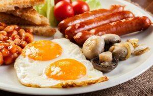 Завтрак при диабете